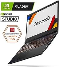 "ConceptD 3 CN315-71-791U Creator Laptop, Intel Core i7-9750H, NVIDIA GeForce GTX 1650, NVIDIA Studio, 15.6"" FHD IPS, 100% ..."