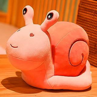 7.9''Snail Plush Toy, Snail Stuffed Animal Plush Doll...