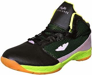 Vijayanti Men's BB009 Basketball Shoes