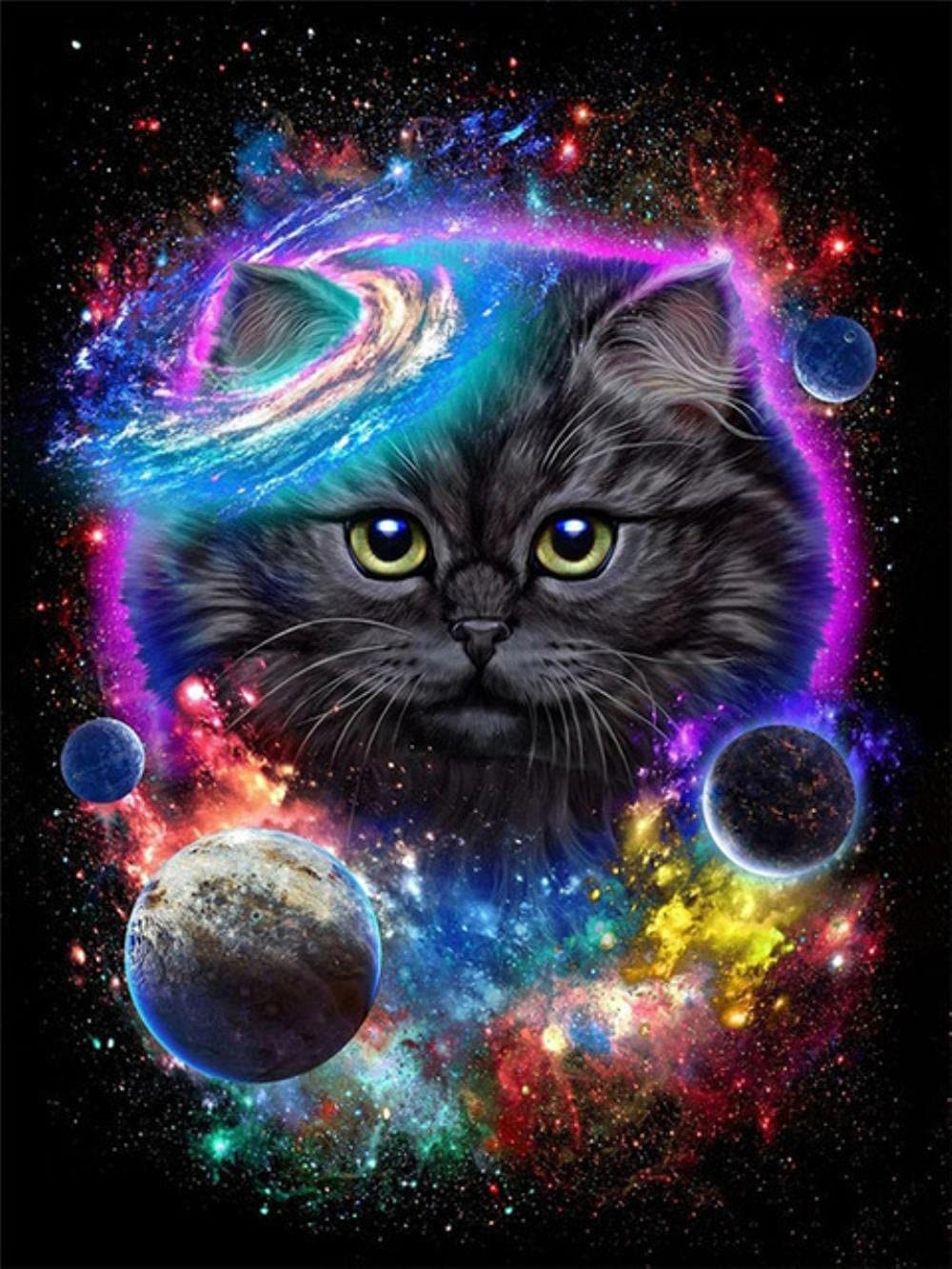 Diamond Painting Starry Sky Trust Animal Max 73% OFF DIY Embroidery 5D Circle Full