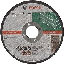 Bosch kesme diski, düz, standart, taş için C 30 S BF 22,23 mm 3,0 mm, Gri, 2608603177