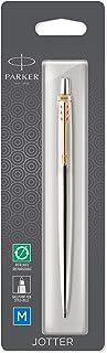 Parker Jotter Stainless Steel GT Ballpoint Pen, Blister pack