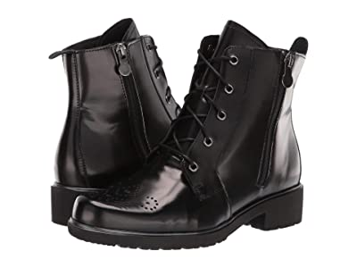 Munro Sarah (Black Leather) Women