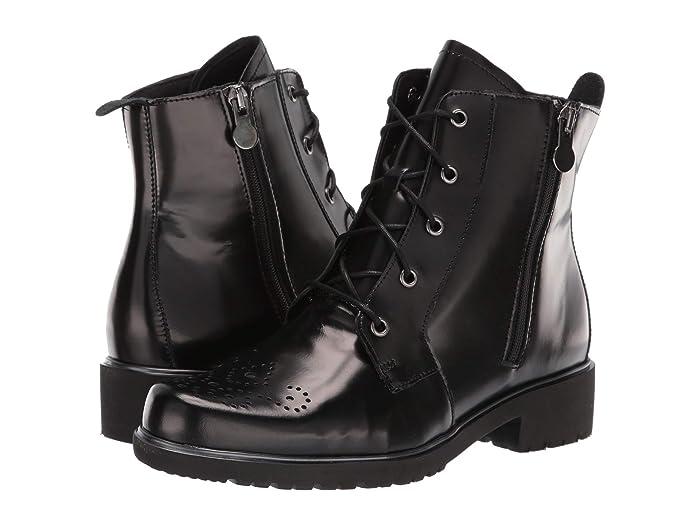 Munro Sarah (Black Leather) Women's  Boots