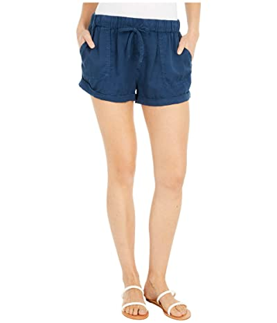 Volcom Sunday Strut Shorts (Dark Navy) Women