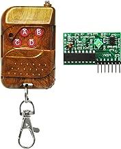 Gikfun IC2262/2272 4 Channel Wireless Remote Control Kits 4 Key for Arduino EK2037