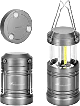 LED Camping Lantern Lights Collapsible – Moobibear 500lm COB Technology LED Storm..