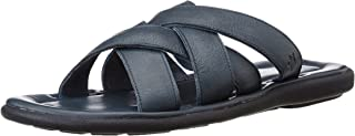 Louis Philippe Men's Leather Sandals and Floaters