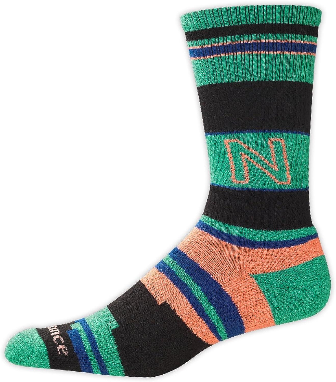 New Balance Womens Retro Crew Sock 1 Pair