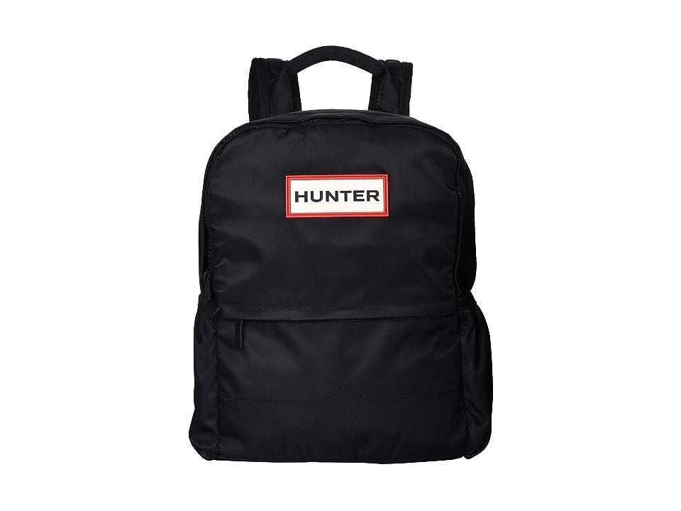 Hunter Hunter Original Laptop Backpack (Black 1) Backpack Bags
