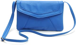 Chibi-store casual leather handbags wedding clutches ladies purse ofertas crossbody messenger