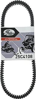 Gates 25C4108 G-Force C12 Carbon Cord CVT Belt