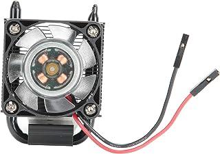 PUSOKEI para Raspberry Pi Ice Tower Cooling 7 Colores LED Multicapa Radiador 5mm / 0.2in Ventilador de Tubo de Cobre Compu...