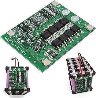 2Pcs 3S 11.1V 12.6V 25A W/Balance 18650 Li ion Lithium Battery PCB Protection Board