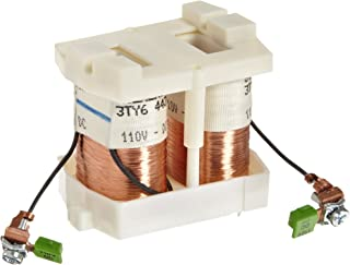 Siemens 3TY6443-0BF4 Contactor DC Replacement Coil, Used with 3TC Devices, 2 Frame Size, 110VDC Coil Voltage