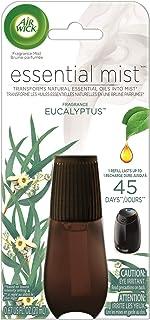 Air Wick Essential Mist, Essential Oil Diffuser Refill, Eucalyptus, Air Freshener, 0.67 Fl Oz