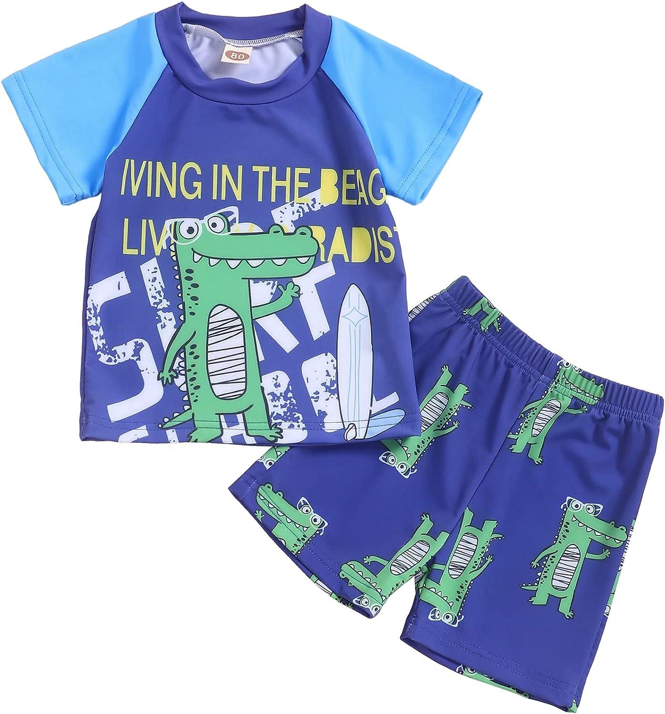 6-24 Months Toddler Boys Swimsuit 3T 4T 5T Boys Bathing Suit Kids Swim Trunks Boys Swim Set