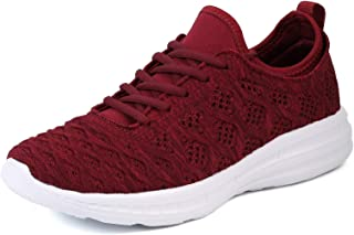 JOOMRA Women Lightweight Sneakers 3D Woven Stylish...