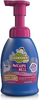 Peekaboo Kids Hand Mousse Foam 4 Fun, Awesomeness, 250 ml