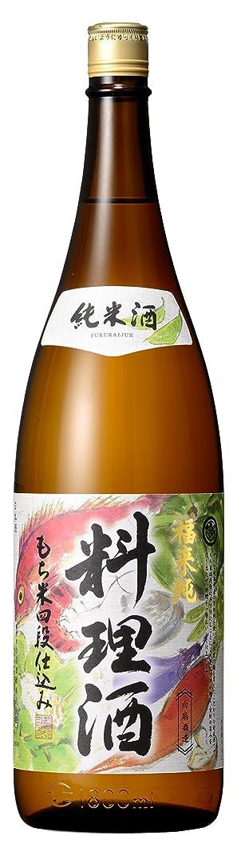 細い植生胃白扇酒造 福来純 純米料理酒 1800ml