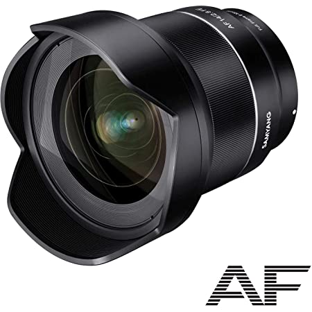 Samyang 14 2 8 Objektiv Dslr Sony E Manueller Fokus Kamera