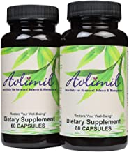 Avlimil® Hormone Balance & Menopause | Relief from Mood Swings, Hot Flashes, Night Sweats and Irritability - Isoflavones, ...