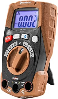 Southwire Tools & Equipment MULTIMETER, AUTO COMPACT 16040T