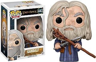 Senhor dos Anéis Boneco Pop Funko Gandalf #443