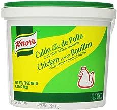 Knorr® Chicken Flavor Bouillon - 4.4 Lb. Bucket