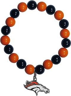 Siskiyou NFL Fan Bead Bracelet