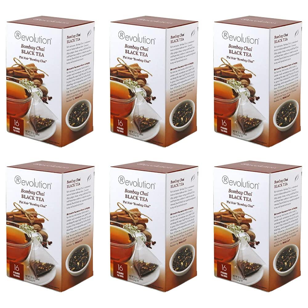 Revolution Tea - Mesh Infuser Factory outlet Chai Time sale Full Bombay Blac Leaf