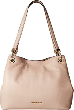 f07972565ecc9a Soft Pink. 78. MICHAEL Michael Kors. Raven Large Shoulder Tote. $298.00.  4Rated 4 stars