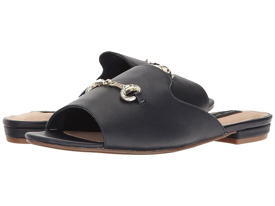 Steven Fela (Navy Leather) Women