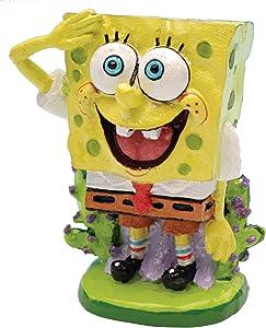 Penn Plax Official Nickelodeon Sponge Bob Aquarium Ornament