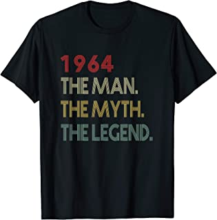 The Myth The Legend 1964 55th Birthday Gifts 55 years old