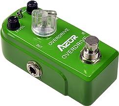 AZOR Mini Pedal Drive Classical Overdrive Guitar Effect Pedal True Bypass Hot/Warm Modes AP-315