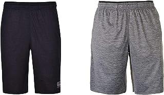 Canterbury Knit Look Shorts Mens Bottoms Short Gym Fitness Sportswear