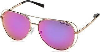 Michael Kors Sunglasses forWomen, Lens Color, Purple - 1024