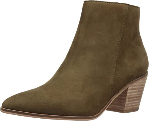 Lucky Lucky Lucky Brand Wohommes linnea3 Ankle démarrageie, Olive Drab, 5.5 M US 0c3