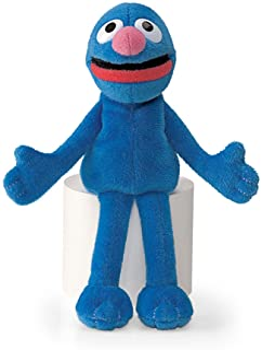 """GUND Enesco Sesame Street 6"""" Grover Beanbag Plush"""