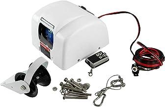 Futchoy Elektrische Boot Anker Lier Windlier 45 lbs 12 V met Accessoires Kabel Anker Touw Anker Lier