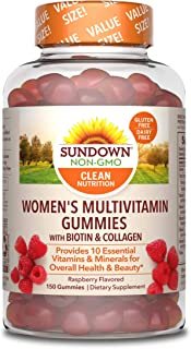 Sponsored Ad - Sundown Women's Multivitamin, 150 Count (Packaging May Vary)