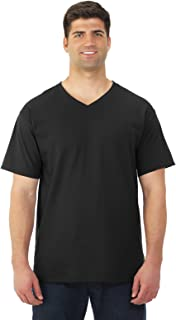 39VR - V-Neck Heavy Cotton 100% T-Shirt