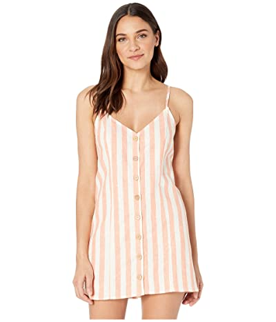 Show Me Your Mumu Remington Dress (Dreamsicle Stripe Linen) Women