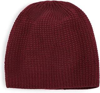 Carolina Amato Women's Bulky Cashmere Hat