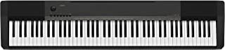 Casio CDP130 - Piano digital con 10 tonos, metrónomo integrado y efectos digitales, color negro