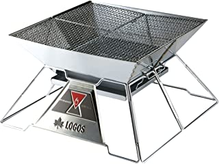 ロゴス バーベキューコンロ bbq ダッチオーブン料理 1台3役 ピラミッドグリル EVO