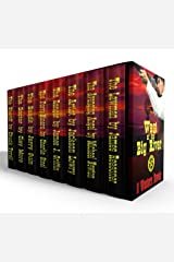 West of the Big River: Boxed Set of Eight Western Novels Kindle Edition