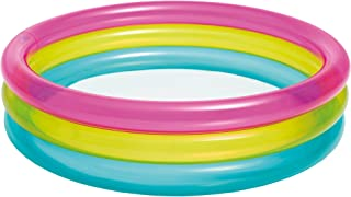 Intex 57104–Pool Baby Rainbow, 86x 25cm