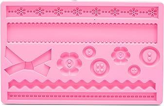 Patisse 02060 Silicone Fondant Mat, Pink